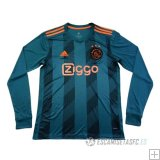 Camiseta Ajax 2ª Manga Larga 2019/2020