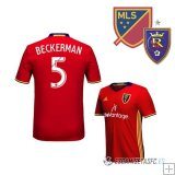Camiseta Real Salt Lake 1ª Jugador Beckerman 2016/2017
