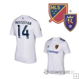 Camiseta Real Salt Lake Jugador Movsisyan 2ª 2017