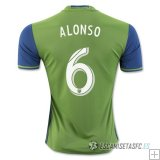 Camiseta Seattle Sounders 1ª 2016/2017 Alonso