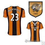 Camiseta Hull City 1ª Jugador Marshall 2016/2017