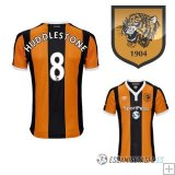 Camiseta Hull City 1ª Jugador Huddlestone 2016/2017