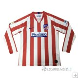Camiseta Atletico Madrid 1ª Manga Larga 2019/2020