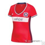 Camiseta Chicago Fire Mujer 1ª 2016/2017