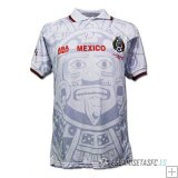 Camiseta Mexico 2ª Retro 1998