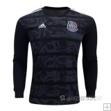 Camiseta Mexico 1ª Manga Larga 2019