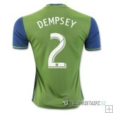 Camiseta Seattle Sounders 1ª 2016/2017 Dempsey