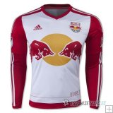 Camiseta Red Bulls 1ª 2016/2017 ML
