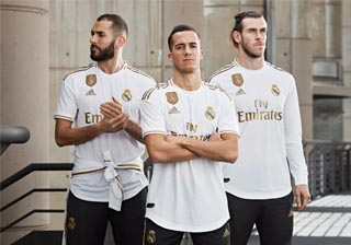 Camiseta Real Madrid 2019 2020