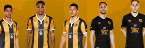 Camiseta Hull City 2017 2018