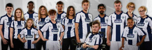 Camiseta West Bromwich Albion 2018 2019